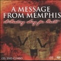 A  Message from Memphis: A Healing Song for Haiti  [CD+DVD]