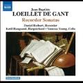 J.B.Loeillet de Gant: Recorder Sonatas