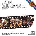 Bach, Handel, Marcello: Concertos / Williams, ASMF
