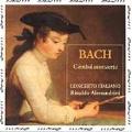 Bach: Cembalokonzerte Vol 1 /Alessandrini, Concerto Italiano