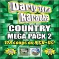 Party Tyme Karaoke: Country Mega Pack Vol.2