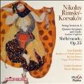 Rimsky-Korsakov: Sheherazade Op.35, etc