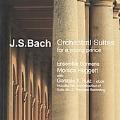 モニカ・ハジェット/J.S.Bach: Orchestral Suites for a Young Prince / Monica Huggett, Ensemble Sonnerie, etc [AV2171]