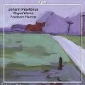 J.Praetorius: Organ Works / Friedhelm Flamme
