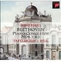 Beethoven: Piano Concertos no 1 & 2 / Immerseel, Tafelmusik