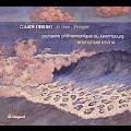 Debussy: La Mer, Images / Emmanuel Krivine, Orchestre Philharmonique du Luxembourg