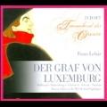 Lehar: Der Graf von Luxemburg / Wilhelm Stephan, Hamburg Radio Symphony Orchestra, Fritz Gollnitz, Rudolf Schock, etc