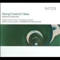 G.F.Haas: Works for Ensemble / Enno Poppe, Collegium Novum Zurich, etc