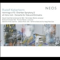 R.Kelterborn: Hommage a FD, Chamber Symphony No.3, Ich Hore Mich, etc