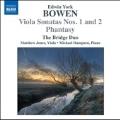 York Bowen: Viola Sonatas No.1, No.2, Phantasy Op.54