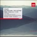 R.Strauss: Vier Lezte Lieder - Four Last Songs, 12 Lieder