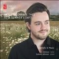 Sonnets - Britten, Brahms, Liszt, etc