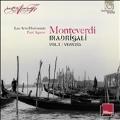 Monteverdi: Madrigali Vol.3 - Venezia