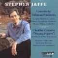 Jaffe: Violin Concerto, Chamber Concerto / Fulkerson, et al