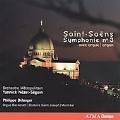 """Saint-Saens: Symphony No.3""""Organ""""; Guilmant: March """"Lift Up Your Heads""""Op.15; Vierne: Carillon de Westminster, etc"""