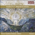 Fritz Brun: Symphony No.4, Rhapsody for Orchestra