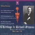 L'Heritage de Richard Strauss Vol 10 - Ein Heldenleben, etc