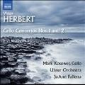 Victor Herbert: Cello Concertos No.1 & No.2, Irish Rhapsody