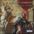 G.Giordani: Sacred Works