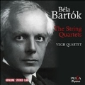 ヴェーグ四重奏団のバルトーク・弦楽四重奏曲全集