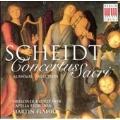 Scheidt: Concertus Sacri Selection / Flamig, Dresdner Kreuz