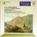 Grieg & Schumann: Piano Concertos, etc