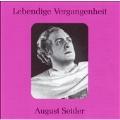 Lebendige Vergangenheit - August Seider