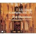 Bach: Cantatas Vol 14 / Ton Koopman, Amsterdam Baroque