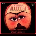 Tailleferre: Piano Music, Chamber Music / Massimo Marin(vn), Manuel Zigante(vc), Cristina Ariagno(p)