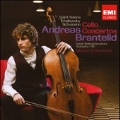 Cello Concertos -Saint-Saens: Cello Concerto No.1 Op.33; Tchaikovsky: Variations on a Rococo Theme Op.33; Schumann: Cello Concerto Op.129 / Andreas Brantelid(vc), Michael Schonwandt(cond), Danish National Radio SO