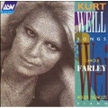 Weill: Songs