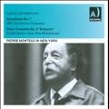 """Beethoven: Symphony No.7, Piano Concerto No.5 """"Emperor"""""""