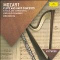 Mozart: Concerto for Flute & Harp, A Musical Joke, German Dances