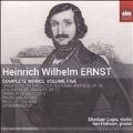 H.W.Ernst: Complete Works for Violin and Piano Vol.5