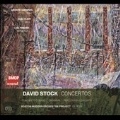 David Stock: Concierto Cubano, Oborama, Percussion Concerto