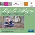 "L.Mozart: Serenade, Concerto for 2 Horns, Symphony ""Neue Lambacher"""