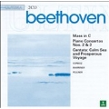 Beethoven: Mass in C, etc / Corboz, Marriner, et al