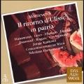 Monteverdi : Il Ritorno d'Ulisse in Patria / Nikolaus Harnoncourt(cond), Concentus Musicus Wien, Rotraud Hansmann(S), Norma Lerer(Ms), etc