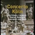 Concerto Koln -The Finest Teldec Recordings :Dall'Abaco/Locatelli/Vanhal/etc