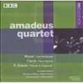 Mozart, Franck, R. Strauss / Peyer, Curzon, Amadeus Quartet