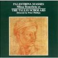 Palestrina: Missa Benedicta es / Phillips, Tallis Scholars