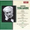 Toscanini Broadcast Legacy - Bellini, Verdi, Boito / NBC SO
