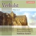 Verhulst: Mass Op 20 / Bamert, Oostenrijk, Reijans, et al