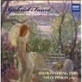 Faure: Piano Quartets / Pinkas, Adaskin String Trio