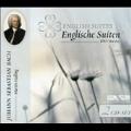 J.S.Bach: English Suites BWV.806-BWV.811 / Martin Galling