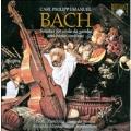 C.P.E.Bach: Sonatas for Viola da Gamba and Basso Continuo -Wq.137, Wr.136, Wq.88 / Paolo Pandolfo(gamb), Rinaldo Alessandrini(cemb)