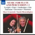 Music for Flute & Percussion Vol.2