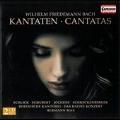 W.F.Bach: Kantaten (Cantatas)