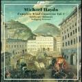 M.Haydn: Complete Wind Concertos Vol.1