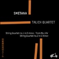 "Smetana: String Quartets No.1 ""De ma vie"", No.2; Fibich: String Quartet in A major"
